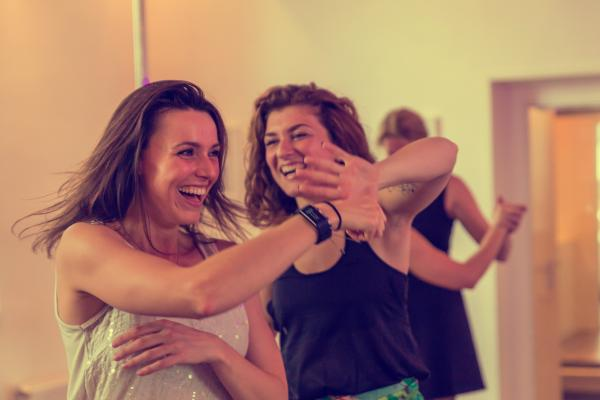 Workshop Salsa in Haarlem